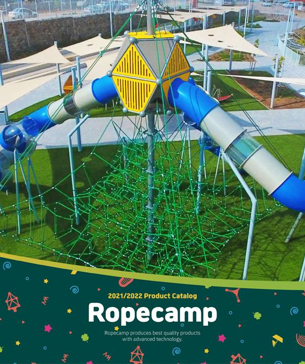Ropecamp 2021-2022 Catalog